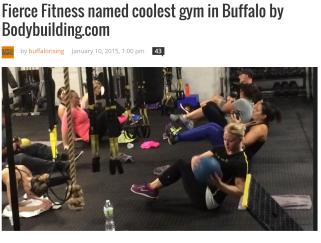 Fierce Fitness